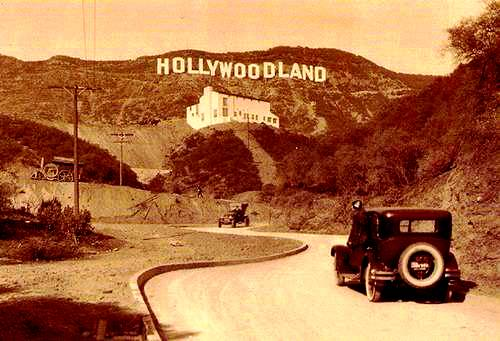 Hollywood 1920s
